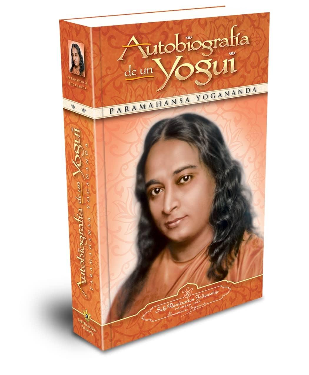 autobiografia yogui